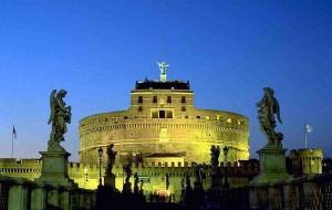 Rome_CastelSantAngelo